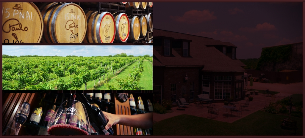 Bryan, Texas Estate Winery